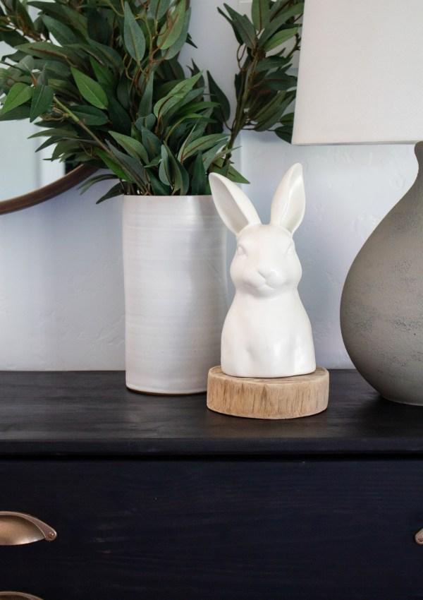 Simple & Subtle Easter Decor