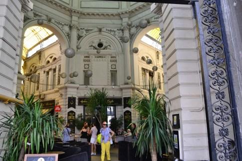 Traseu prin București - Pasajul Macca Villacrosse