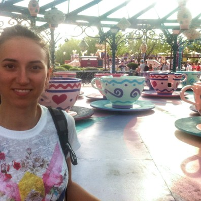 Mad Hatter's Teacups