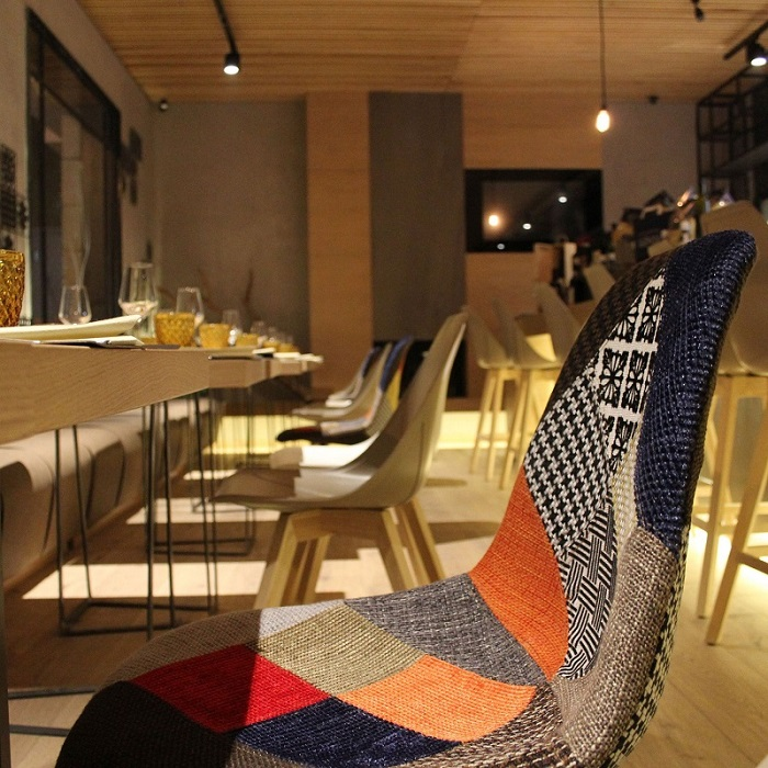 Restaurant design în Napoli - Casa Marigliano