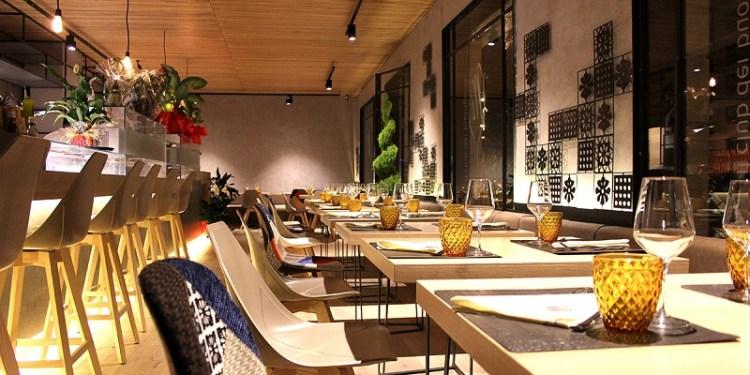 Restaurant design în Napoli – Casa Marigliano