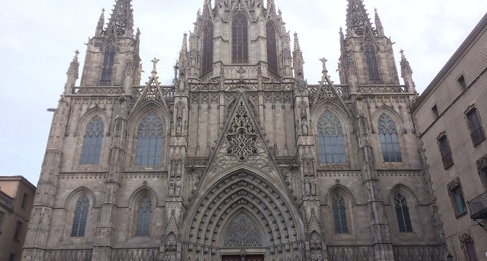 Cât de gotic e… Barri Gothic (Barcelona)?