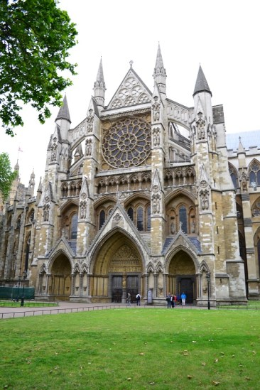 Westminster Abbey, Londra