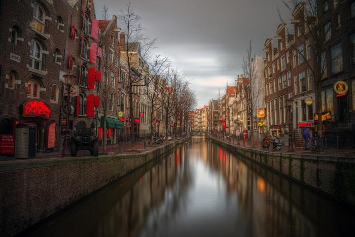 Top destinaţii pentru Ziua Îndrăgostiţilor - Amsterdam