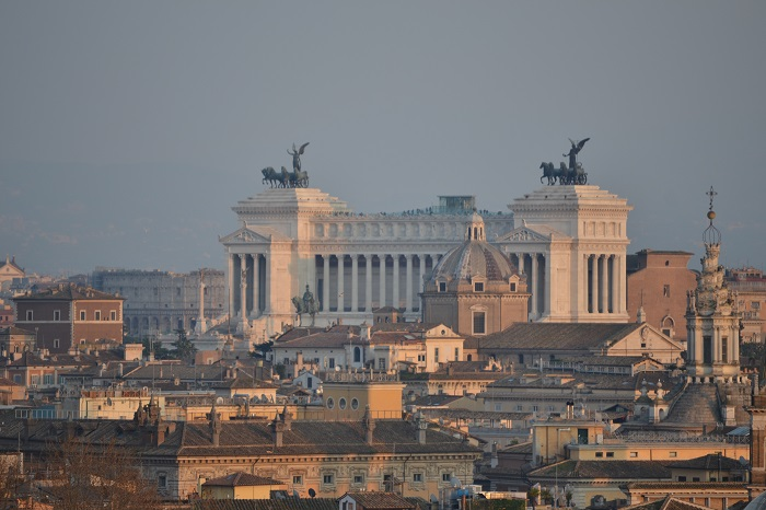 Top destinaţii pentru Ziua Îndrăgostiţilor - Roma