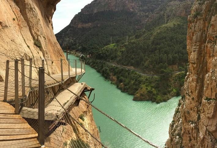 Andaluzia - Caminito del Rey