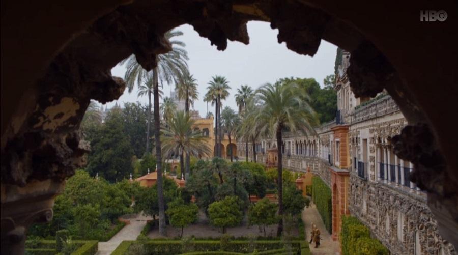 Dorne, Water Gardens - Alcazar de Sevilla