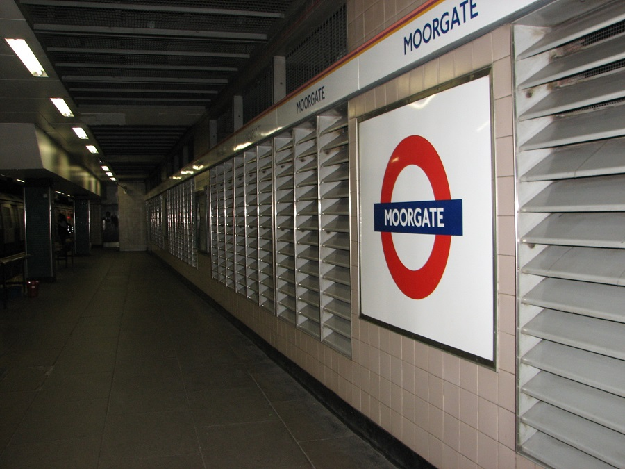 Londra - metrou