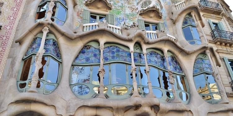 Casa Batllo din Barcelona în 30 de fotografii
