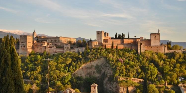 Impresii din frumoasa Granada
