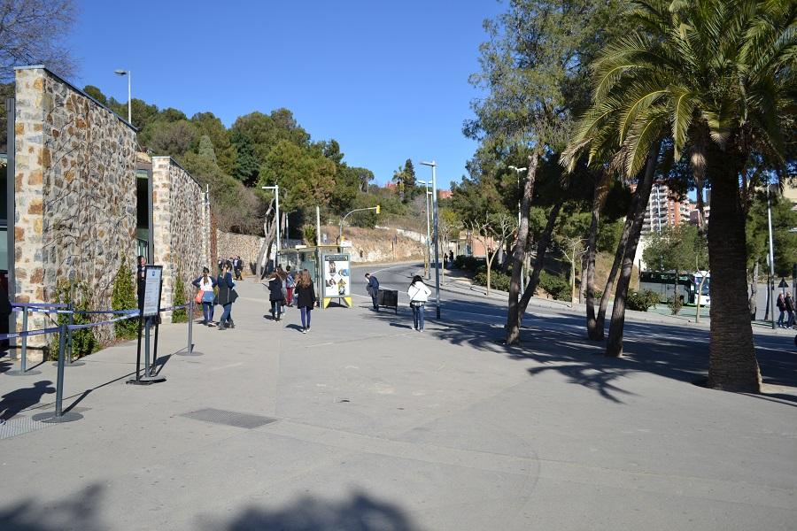 Cartela T10 şi transportul în Barcelona