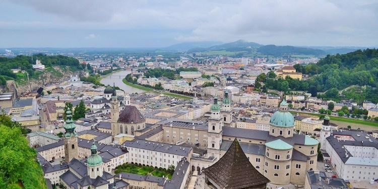 Top 10 obiective turistice în Salzburg