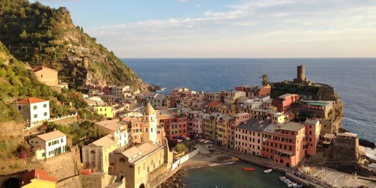 Plimbare prin Cinque Terre, Italia