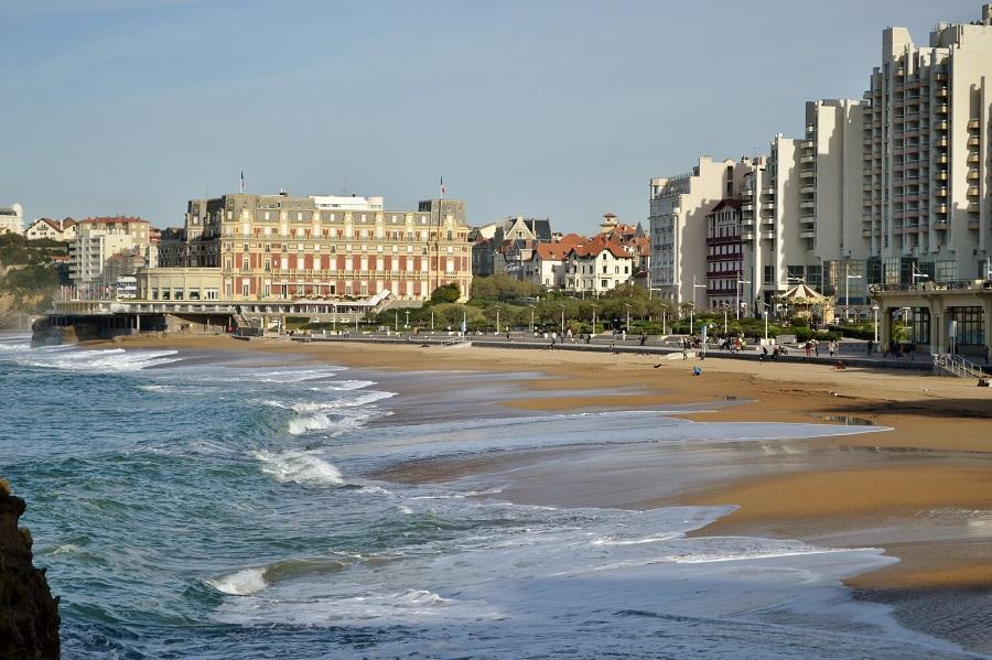 Biarritz, Țara Bascilor, Franța