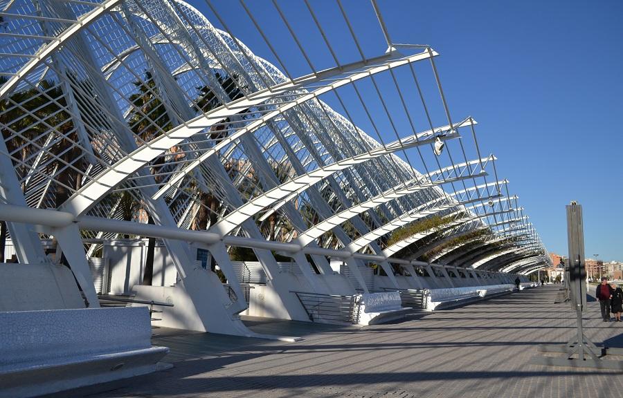 Orașul Artelor și Științelor din Valencia
