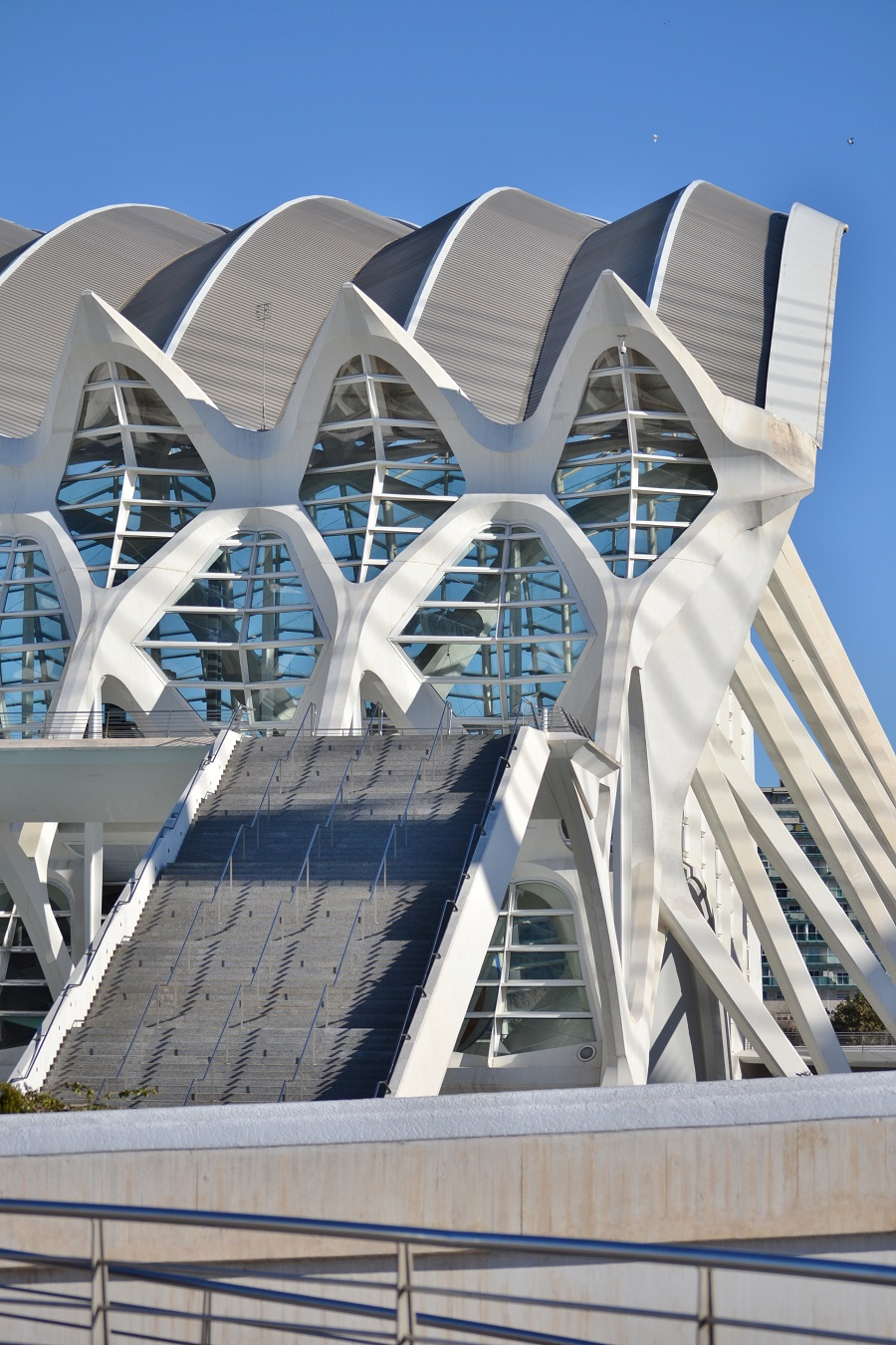 The City of Arts and Sciences in Valencia