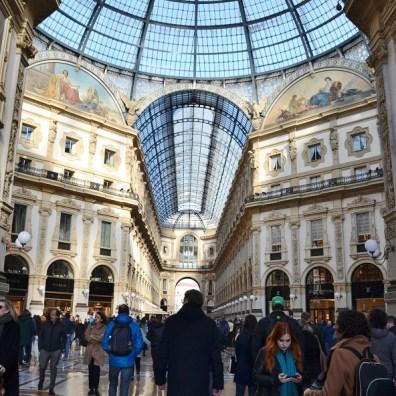Weekend in familie - Milano