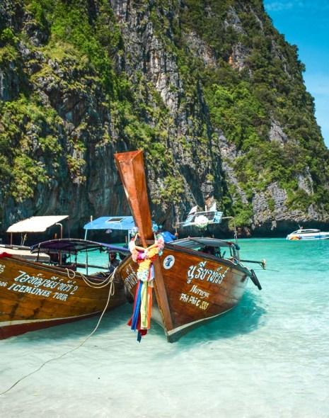 Cele mai frumoase plaje din Krabi, Thailanda