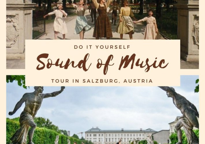 DIY Sound of Music Tour in Salzburg, Austria