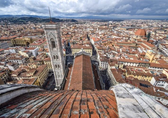 Cupola lui Brunelleschi, Florența