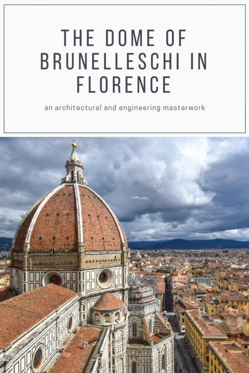 The Dome of Brunelleschi in Florence