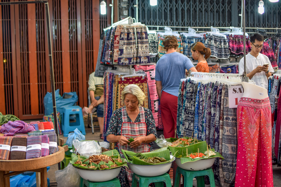 Chiang Mai - Saturday Night Street Market