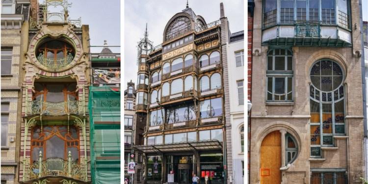 Tur Art Nouveau în Bruxelles, orașul în care a început totul!