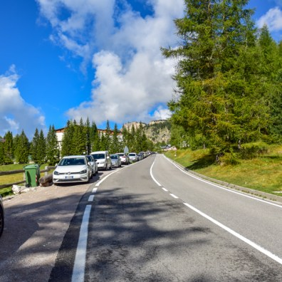 Trasee ușoare în Dolomiți - Lago di Sorapis