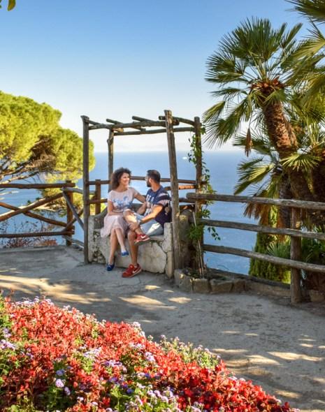 Villa Rufolo, Ravello, Amalfi Coast