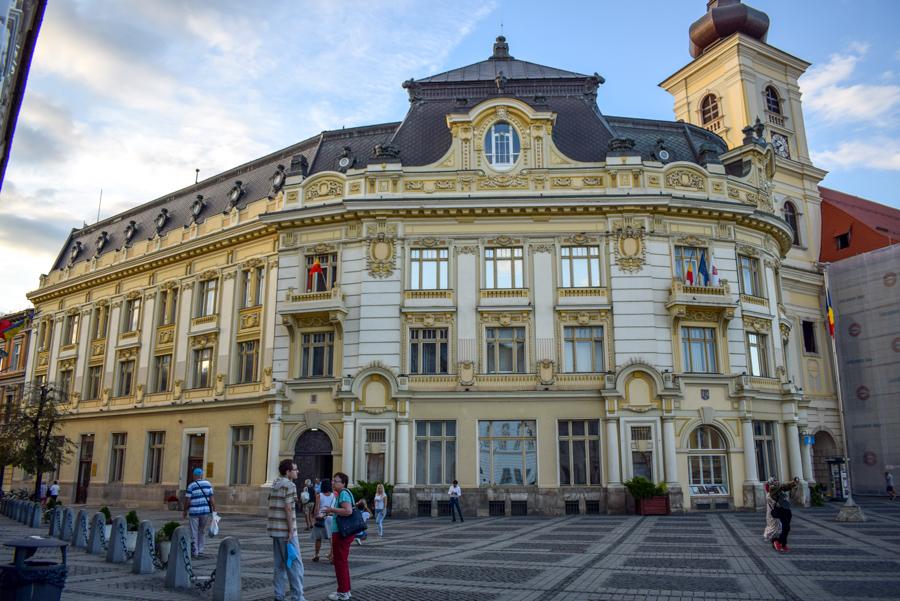 Sibiu, Romania - Primăria Sibiului