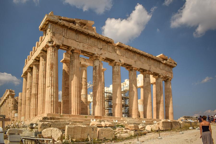 Atena, Grecia - Partenon