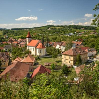 Cisnadie, Romania
