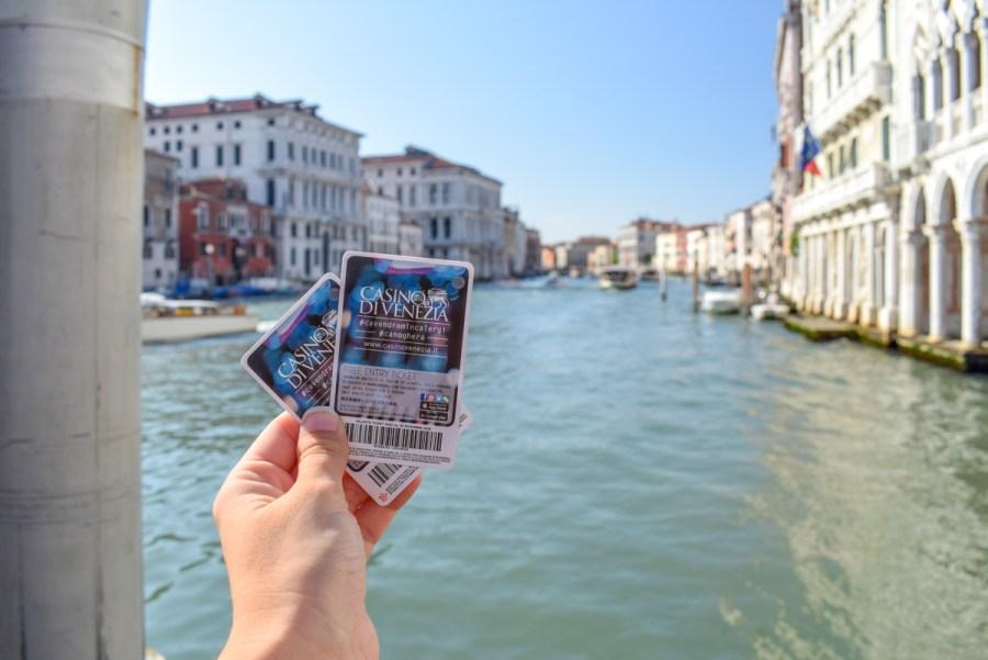 Vaporetto din Veneția - cardul Venezia Unica