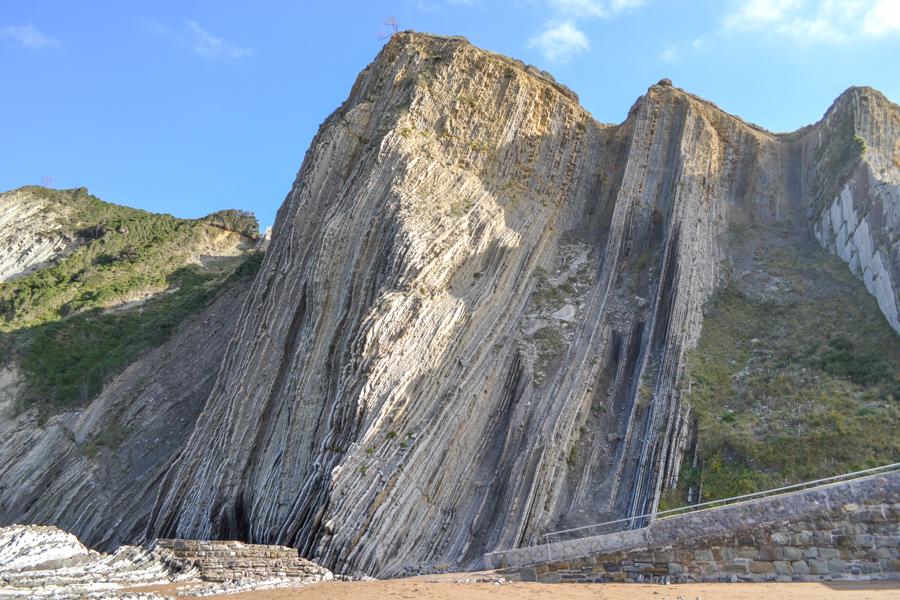 Călător în Westeros: Dragonstone (Țara Bascilor, Spania) - plaja Itzurun, Zumaia