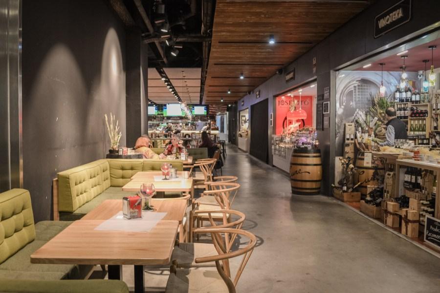 Top 10 obiective de vizitat în Bilbao, Spania - Mercado de la Ribera