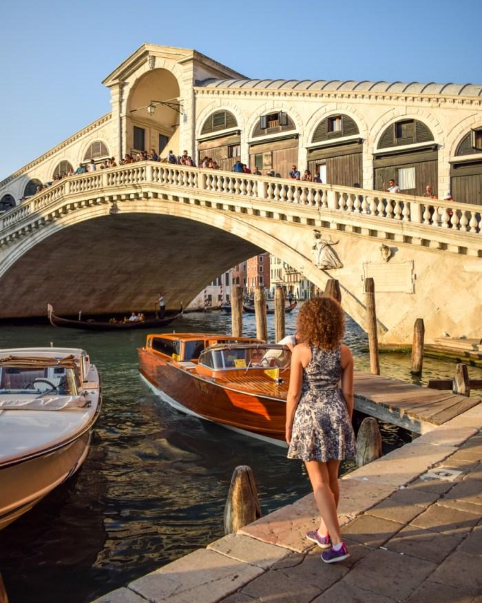 Veneția: ghid complet de călătorie - Ponte di Rialto