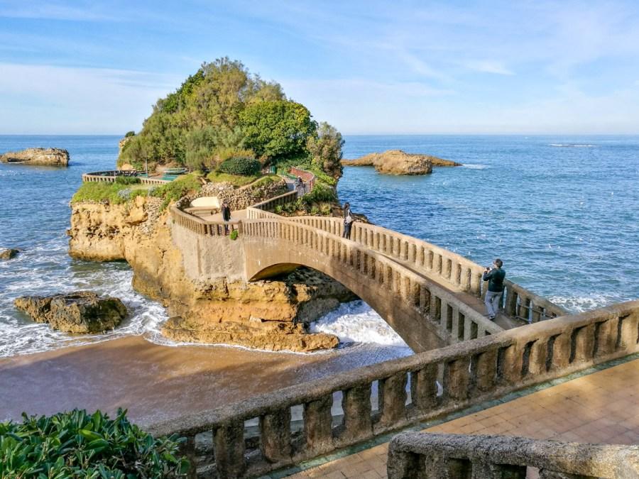 Biarritz - vacanță în Țara Bascilor
