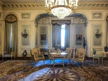 Cartierul Cotroceni - Palatul Cotroceni