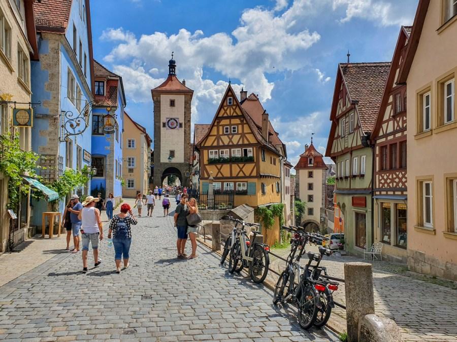 Nuremberg și Rothenburg ob der Tauber