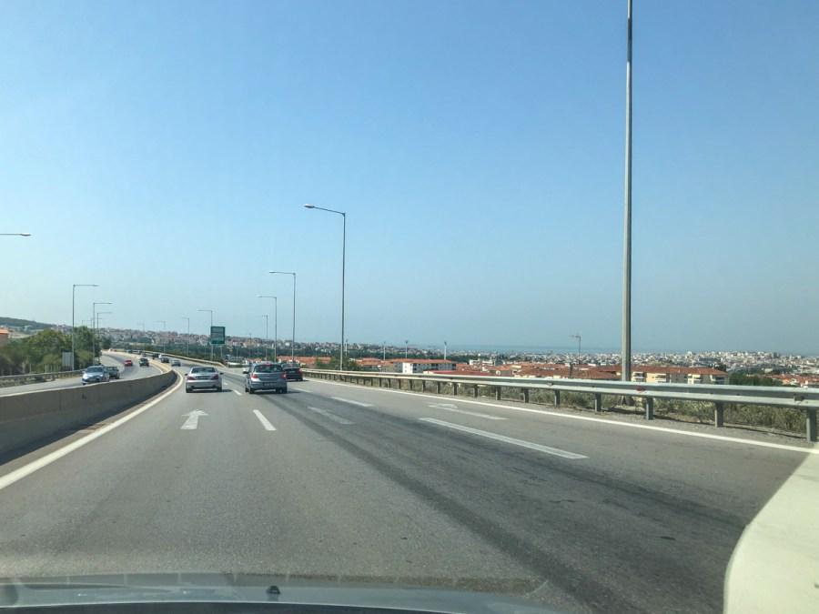 Traseul București Halkidiki