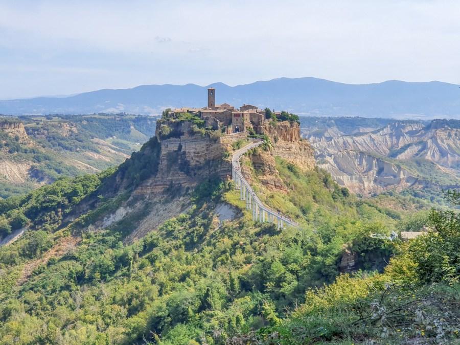 Sudul Toscanei - Civita di Bagnoregio