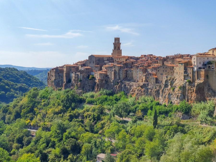 Sudul Toscanei - Pitigliano