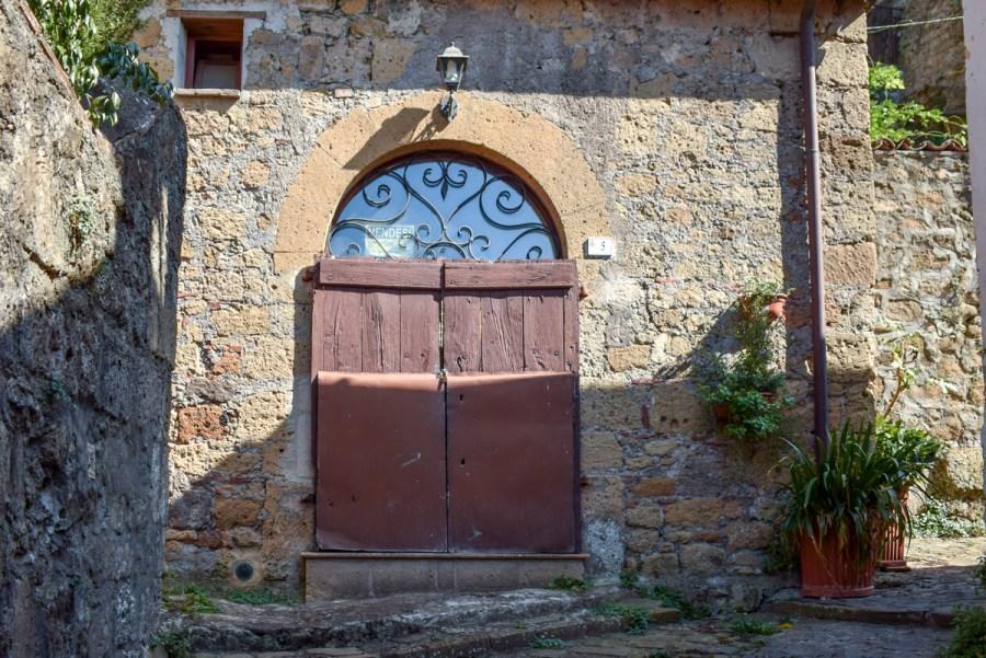 Sudul Toscanei - Sorano