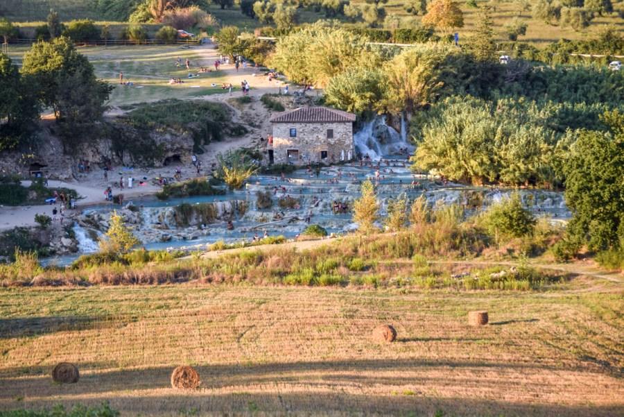 Sudul Toscanei - Terme di Saturnia