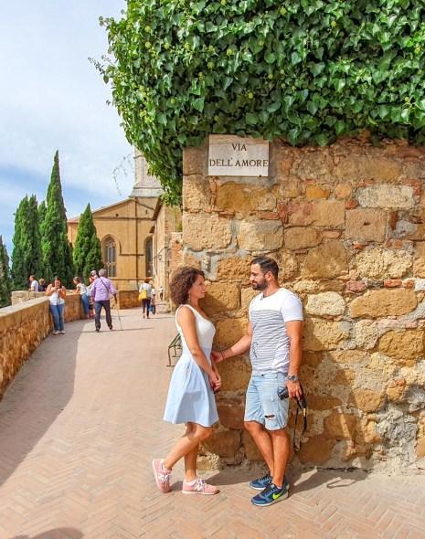 Cele mai instagramabile locuri din Toscana - Pienza