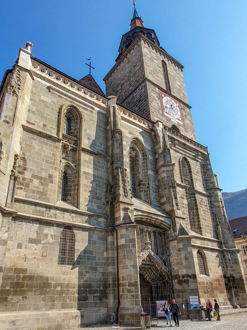 Brașov - Biserica Neagra