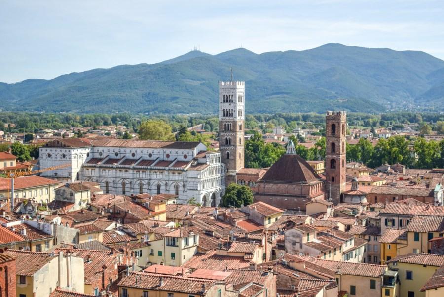Duomo di Lucca, Italia