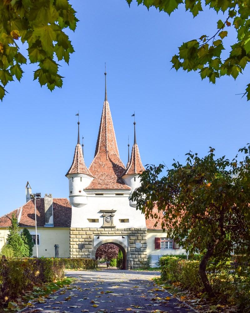 Brașov - Poarta Ecaterinei