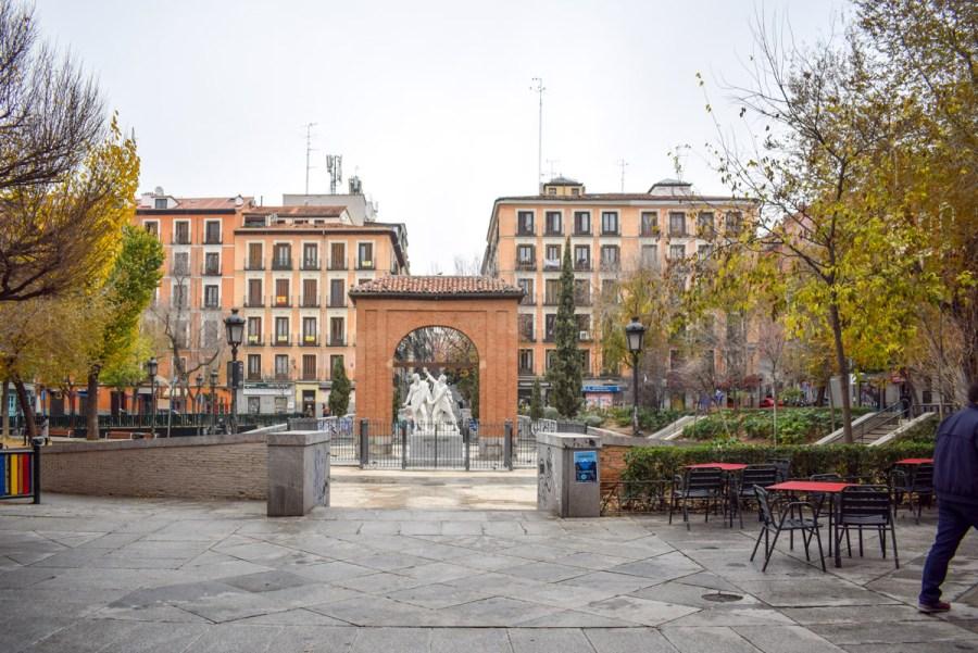 Cartierul Malasana, Madrid