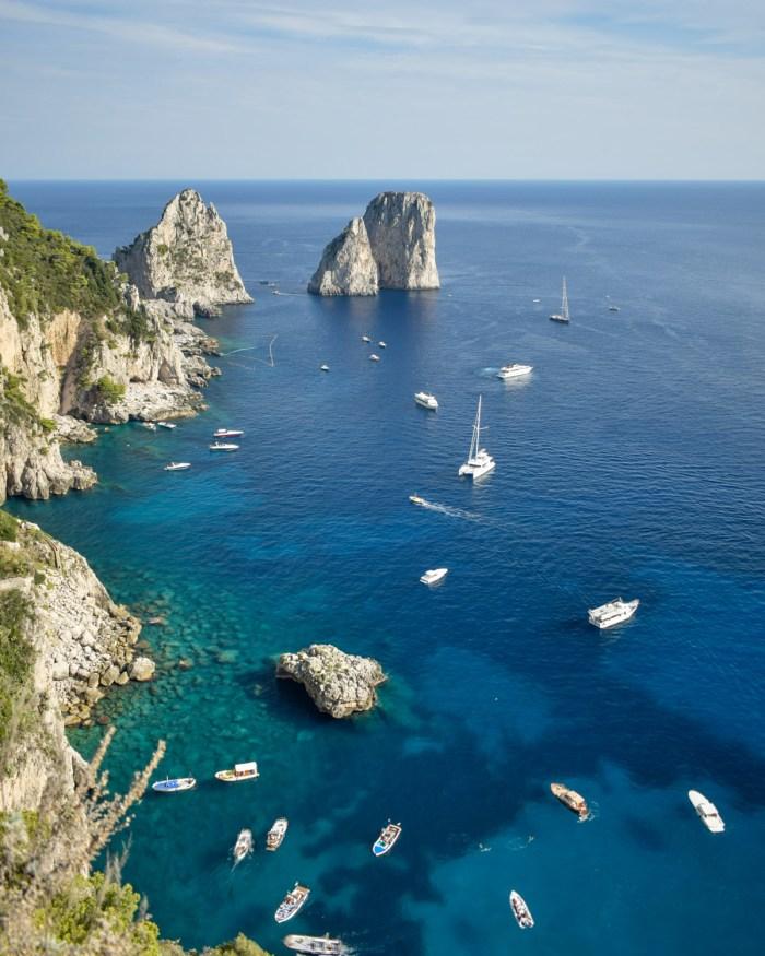 Coasta Amalfi: Capri